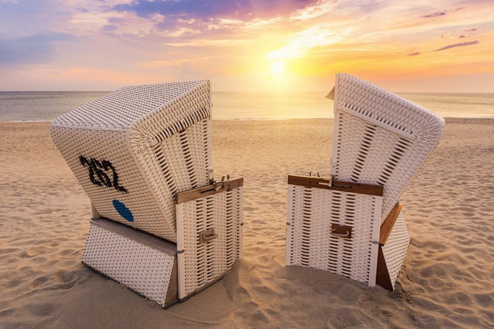 Strandurlaub auf Sylt