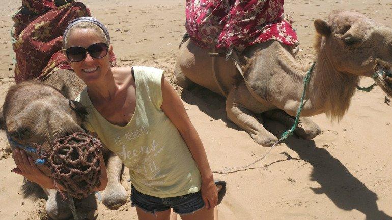 Taghazout-kamele