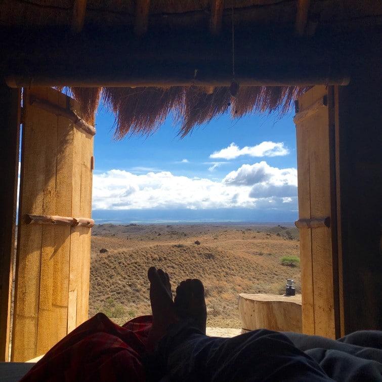 Tansania Übernachtung