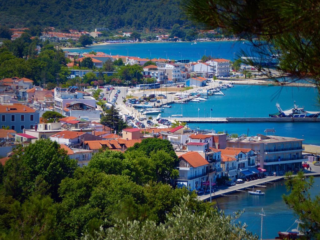 Thassos, Griechenland