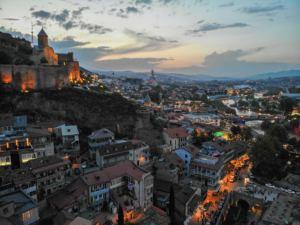 Stadt Tiflis_ein magischer Ort