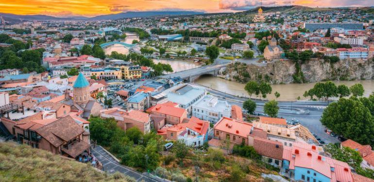 Tiflis: Die Hauptstadt Georgiens ist ein echter Geheimtipp