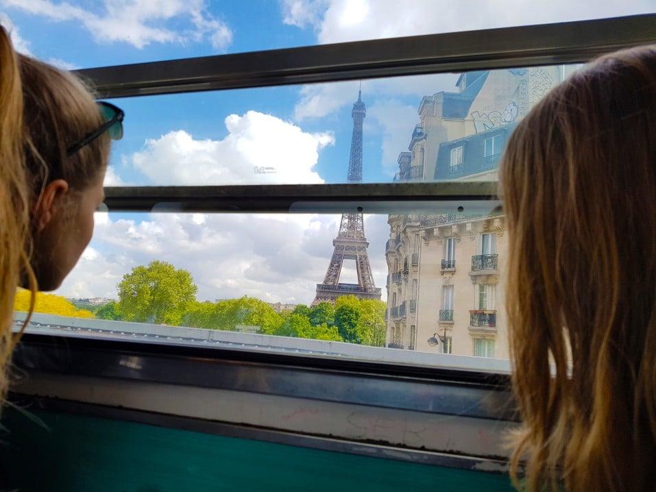 Transport für Backpackers in Frankreich
