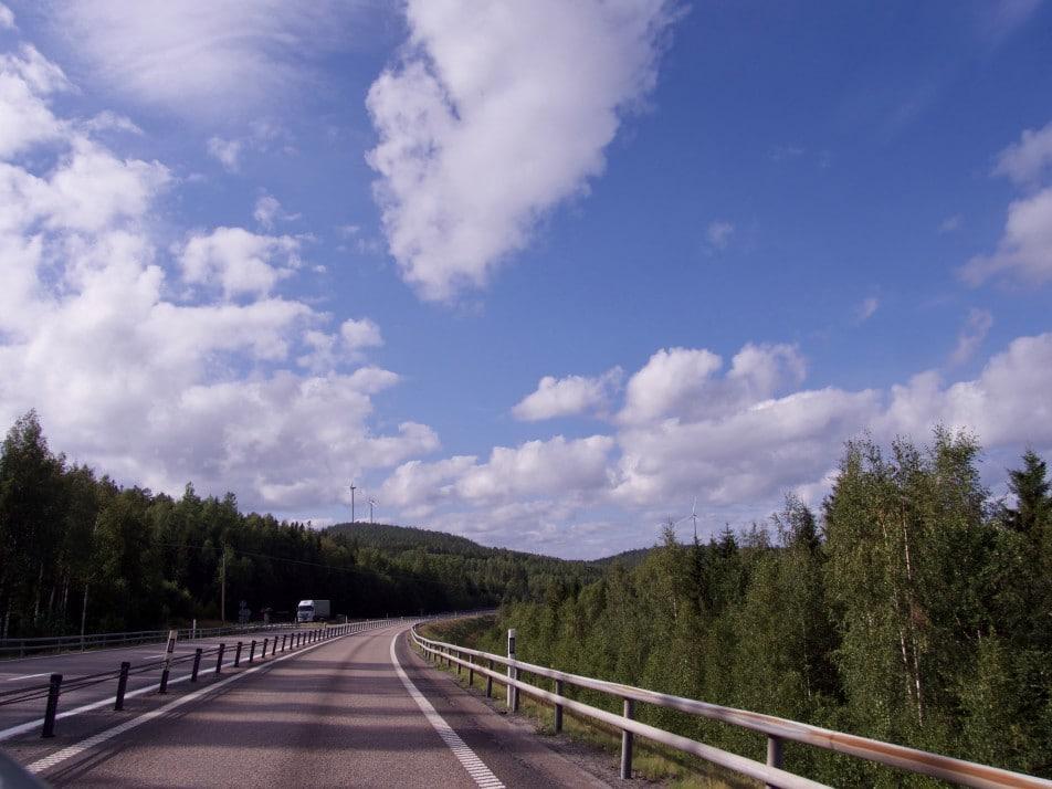 Transport in Schweden