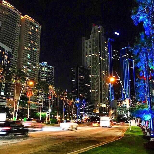 Die Transport in Panama für Backpackers