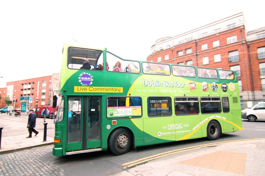 Transport Irland Bus