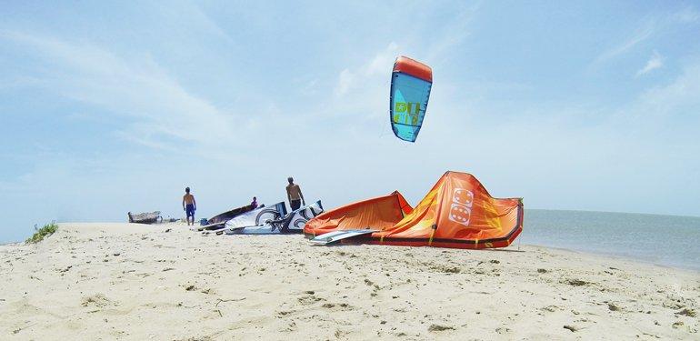 Trendsport Kitesurfen: Warum du es unbedingt probieren solltest