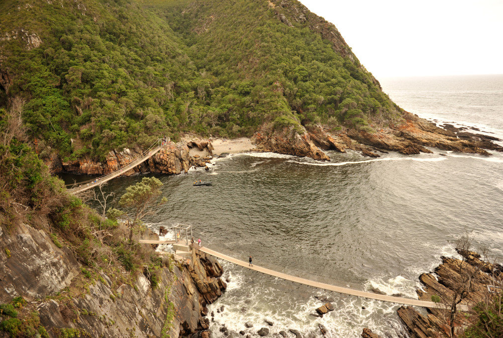 Tsitsikamma-Park Südafrika