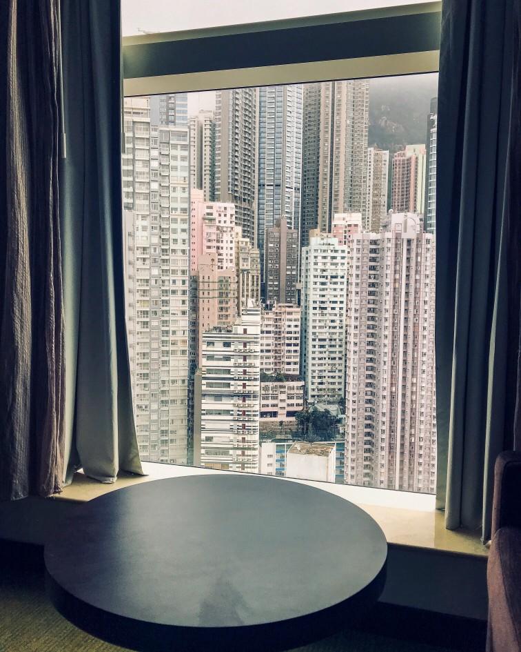 Hongkong_Übernachtung