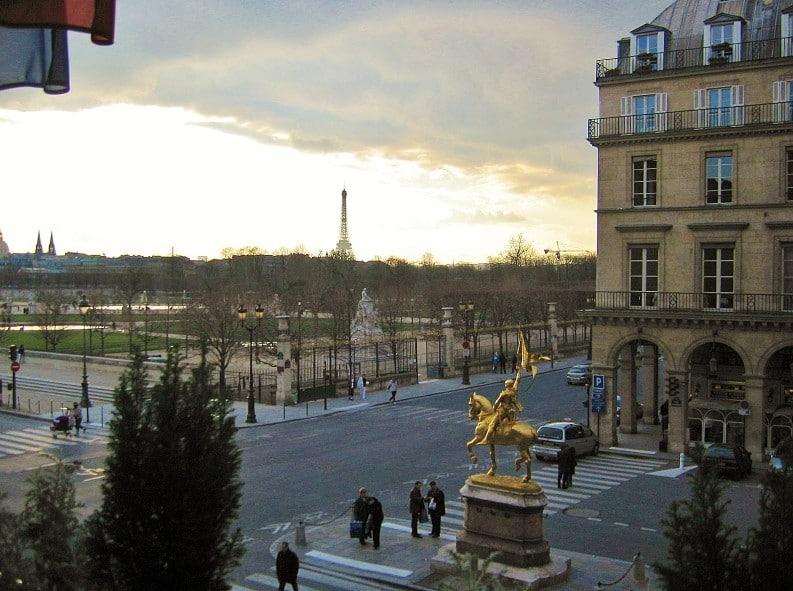 Übernachtung in Frankreich, Paris
