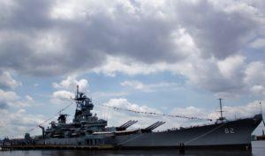 Das Schlachtschiff-Museum_ USS Iowa