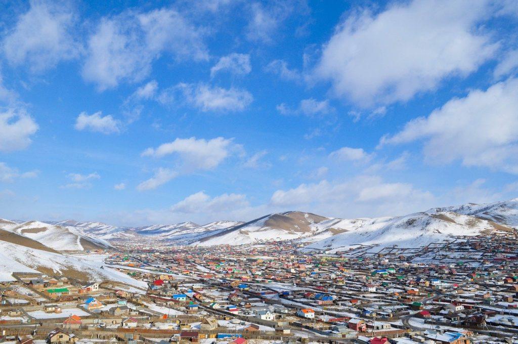 Ulaanbaatar_Mongolei