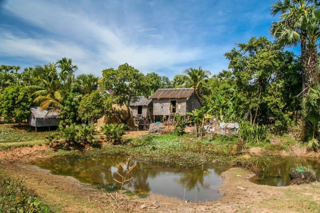 ein LaCambodscha- Land mit vielen Möglichkeiten