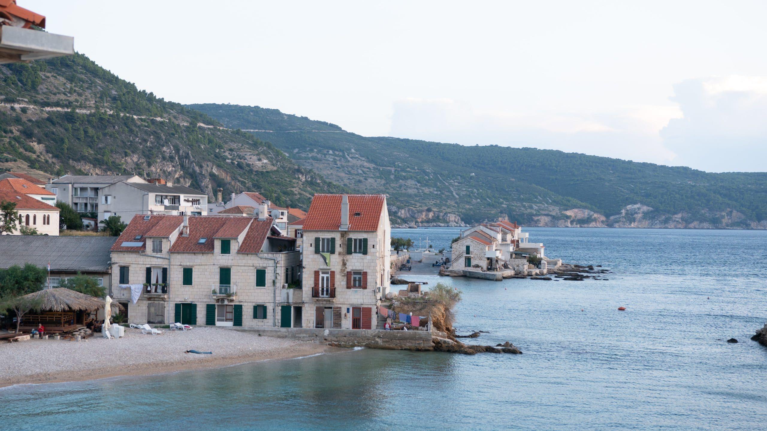 Insel Vis, Kroatien