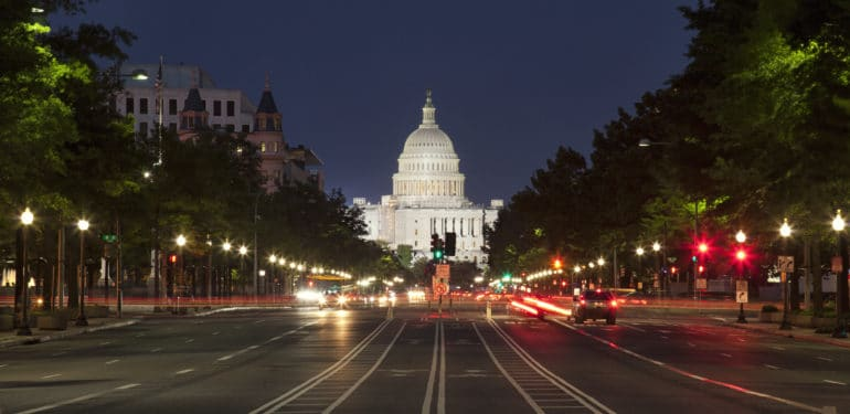 Washington D.C. – Backpacking in der amerikanischen Hauptstadt
