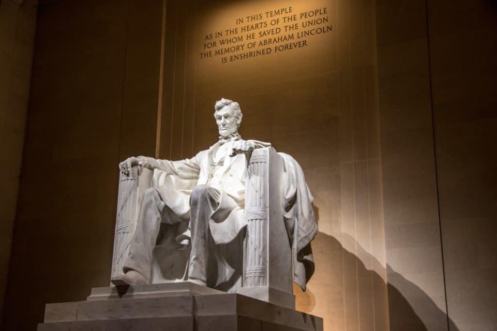 Washington_Lincoln_Geschichte