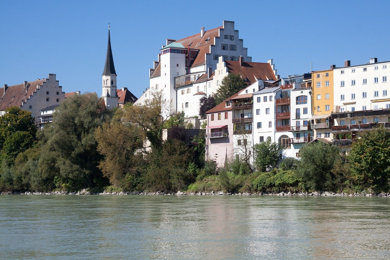 Wasserburg am Inn, Bayern