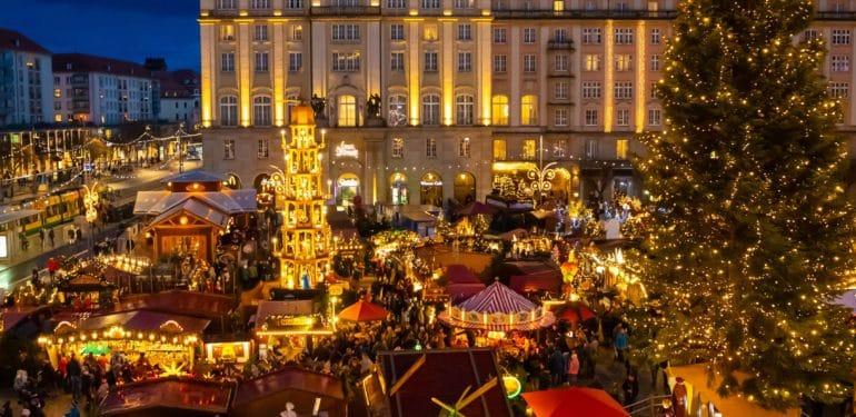 Die schönsten Weihnachtsmärkte in Deutschland 2020 (inkl. Karte)