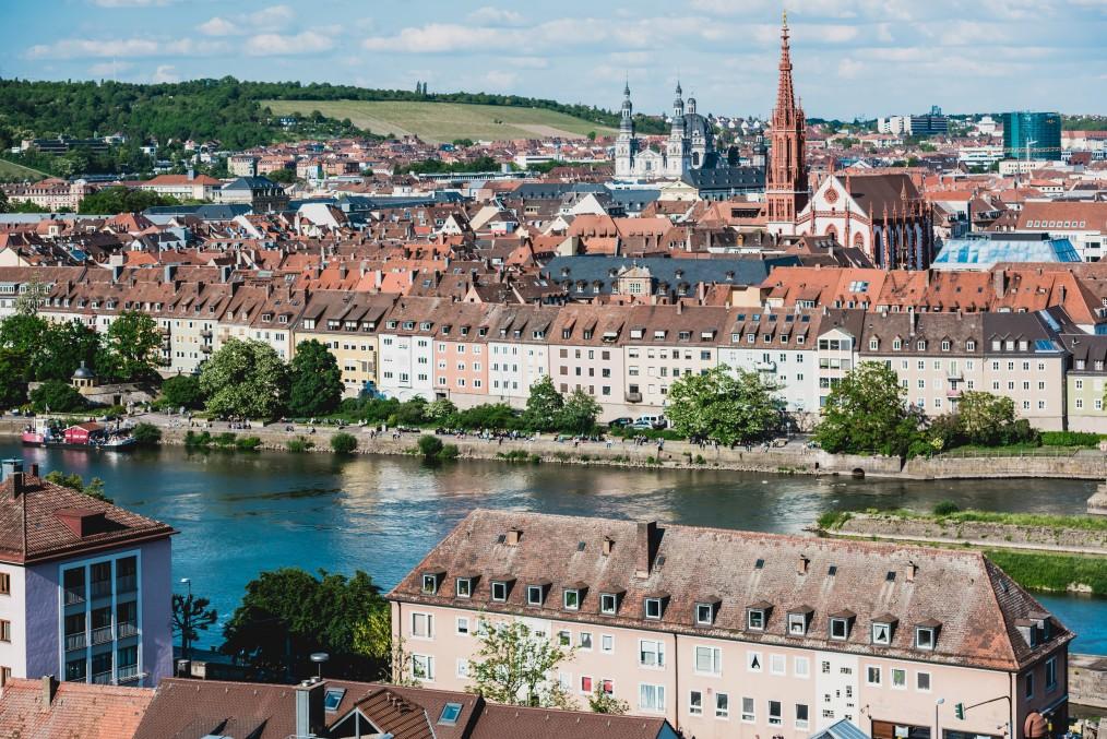 Würzburg, Bezirk Unterfranken, Bayern