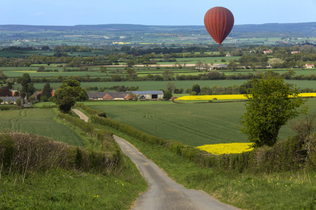 Yorkshire, Großbritannien