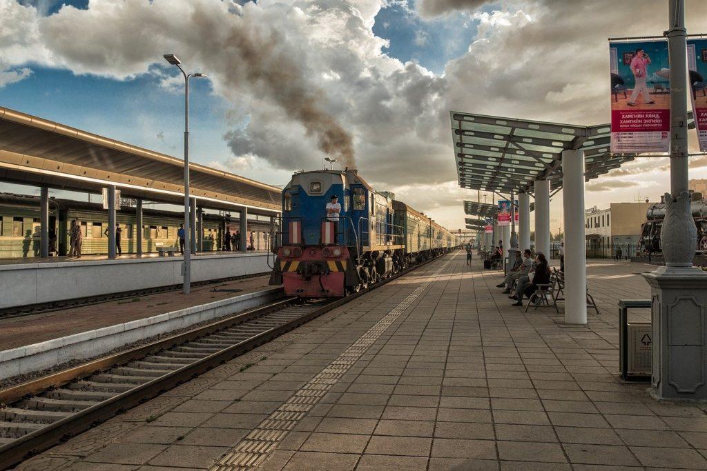 Mongolei_Bahnhof