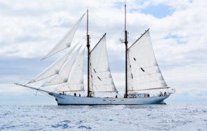 Frachtsegelschiff