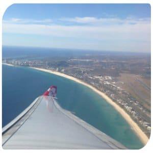 Anreise Australien