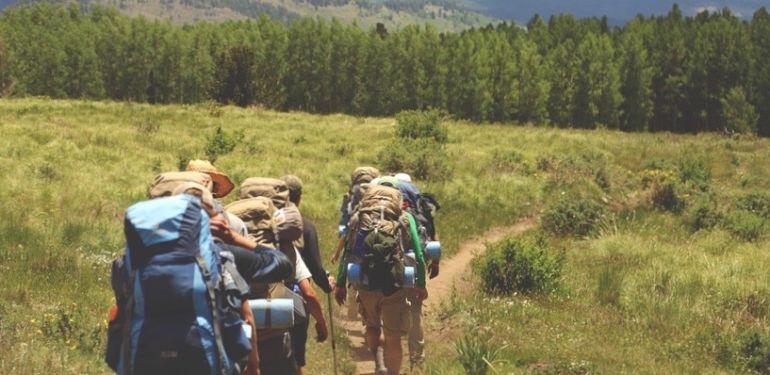 Die Top 5 Fehler von Backpacking-Einsteigern