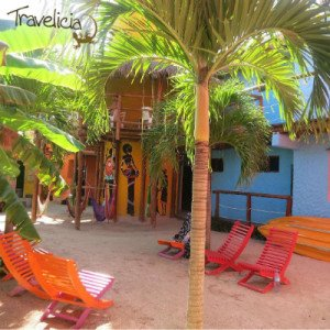 backpacking mexiko - tribu hostel