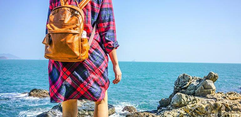 7 Dinge, die dein Backpack nicht braucht oder: Raus damit!