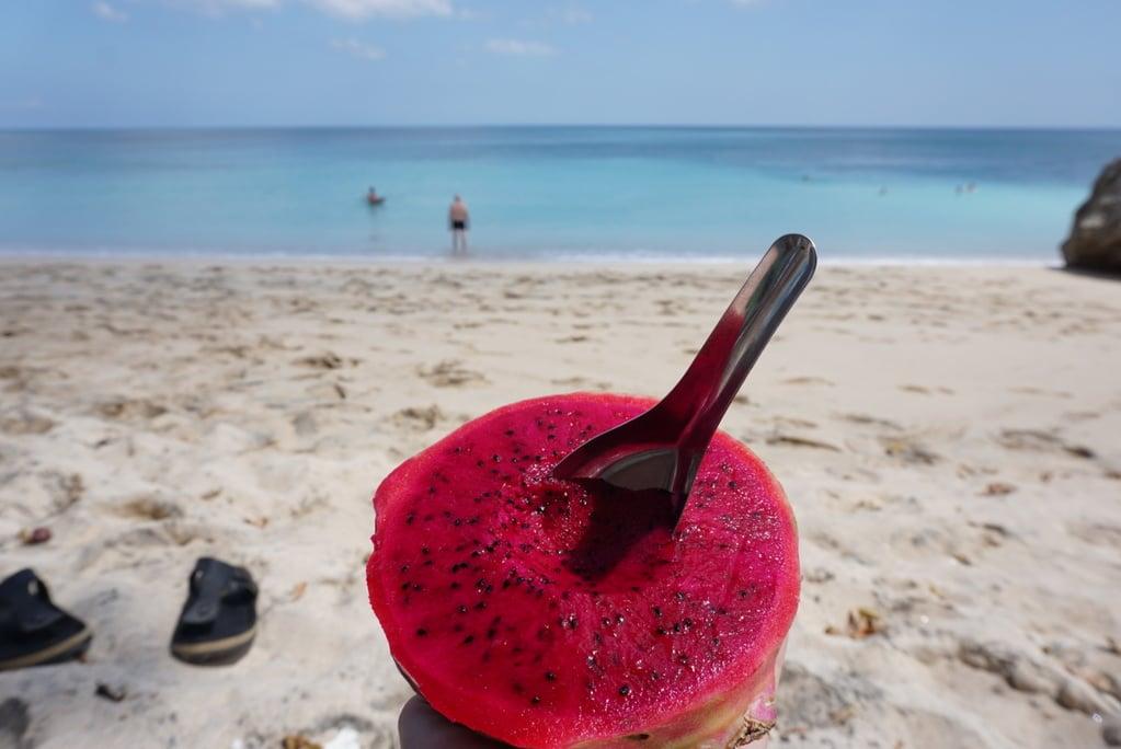 Bali Tipps Drachenfrucht