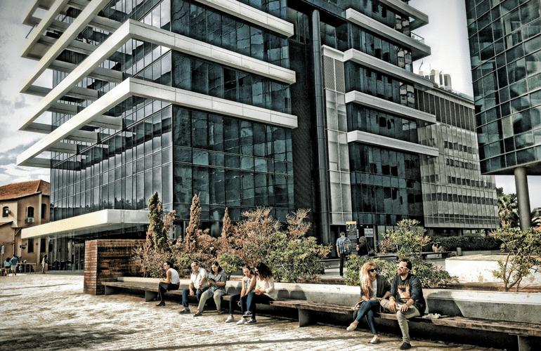 die Metropole Tel Aviv