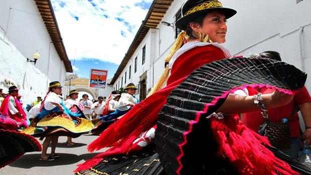 Einreise in Ecuador
