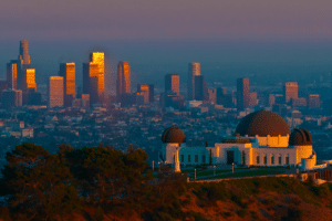 Das Griffith-Observatorium