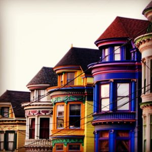 Stadtviertel Haight Ashbury, San Francisco