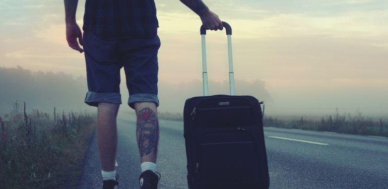 Packen wie die Profis: Bist du der Typ fürs Reisen nur mit Handgepäck?