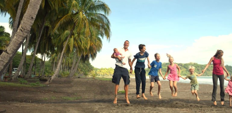 Die Sundance Family: Langzeitreisende mit sechs Kindern