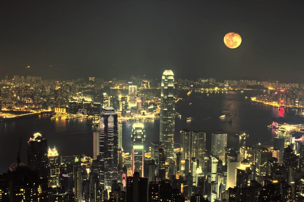 Beste Reiseteit_Hongkong