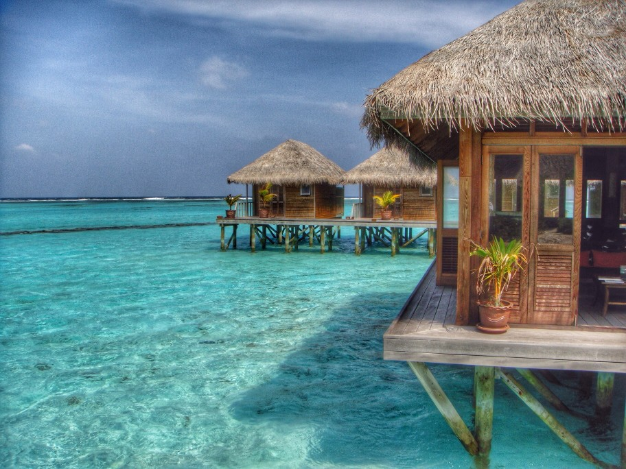 Übernachtung_Malediven