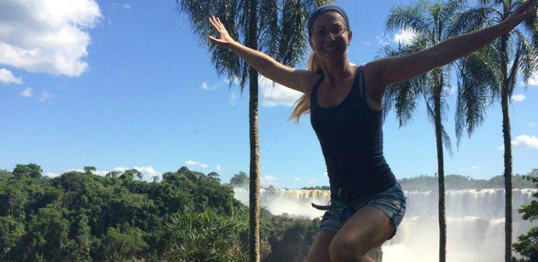 Iguazu Wasserfälle Südamerika: Brasilien oder Argentinien?