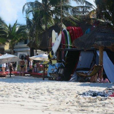 isla mujeres playa pancholo