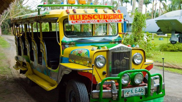Jeepney & Co: Kuriose Transportmittel auf Reisen