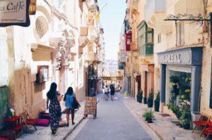 Malta_Straßen