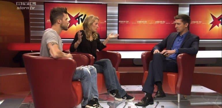 STERN TV: Hinter den Kulissen einer live TV Sendung!