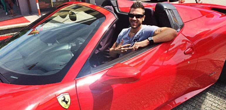 Ferrari fahren in Maranello: Was ein geiles Erlebnis! ★Video★