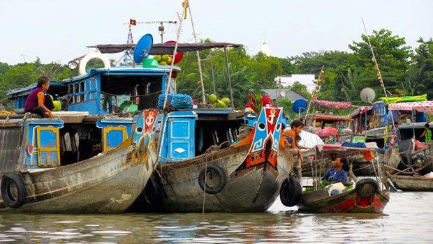 Mekong Delta in Vietnam: Was du auf gar keinen Fall verpassen darfst…