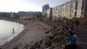 Hauptstadt Montevideo