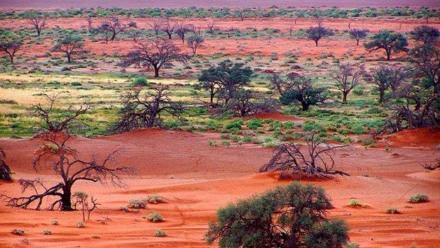 Namibia Einreise