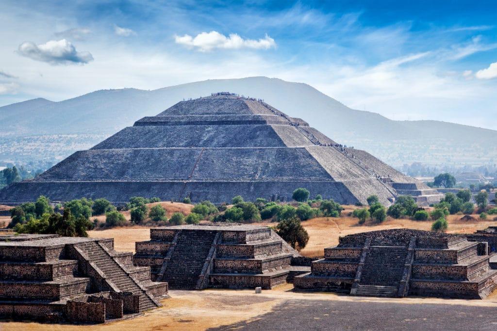 """""""Pyramide der Sonne"""", Backpacking in Mexiko – eine Reise zwischen gestern und heute"""