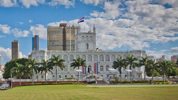 Übernachtung Paraguay